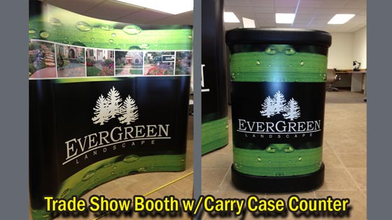 Tradeshow Booth Sign